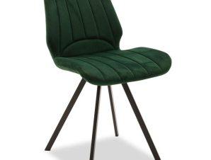 Καρέκλα Sabia 058-000011 Καφέ Κυπαρισσί Pakketo