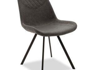 Καρέκλα Orca 058-000014 Anthracite Pakketo