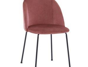 Καρέκλα Clara Apple HM8545.02 50x54x79Υ εκ.