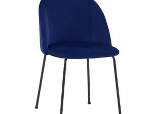 Καρέκλα Clara Blue HM8545.08 50x54x79Υ εκ.