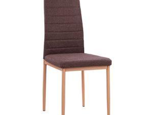 Καρέκλα Lady HM0037.13 Brown 40x48x95 εκ.