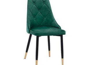 Καρέκλα Fannie HM8701.03 49x53x88Υcm Forest Green