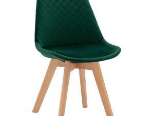 Καρέκλα Venice HM8719.03 49x56x84Υcm Forest Green