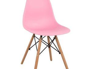 Καρέκλα Με κάθισμα Twist PP HM8460.05 46x50x82cm Pink