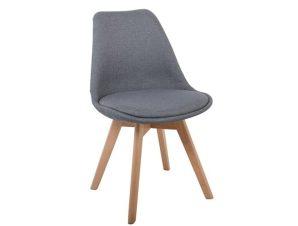 Καρέκλα Martin Grey ΕΜ136,44F 49x57x82cm