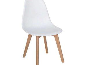 Καρέκλα Loft Plus White(Σ4) 46Χ53Χ85εκ. 10.0093