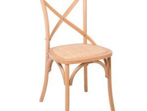 Καρέκλα Destiny Natural Ε7020,3 48x52x89cm