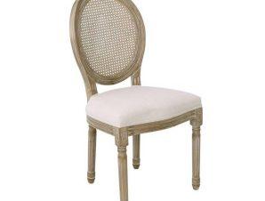 Καρέκλα Jameson Decape/Ecru Ε754,1 49x55x95cm