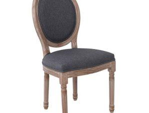 Καρέκλα Jameson Decape/Grey Ε752,2 49x55x95cm
