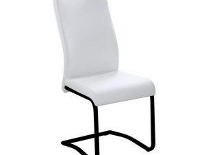 Καρέκλα Benson ΕΜ931,1Μ 46x52x97cm Black Ecru