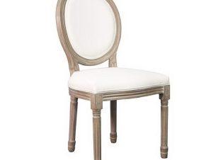 Καρέκλα Jameson Ε752,1P 49x55x95cm White