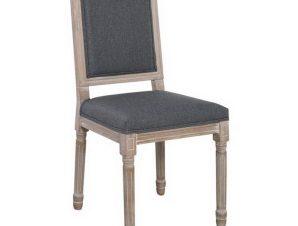 Καρέκλα Jameson Square Ε755,2 45x53x95cm Grey