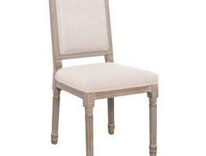 Καρέκλα Jameson Square Ε755,1 45x53x95cm Ecru