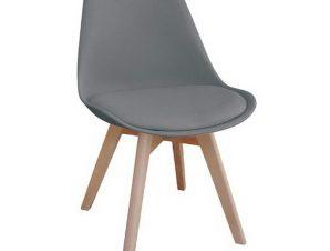 Καρέκλα Martin ΕΜ136,44 49x57x82cm Grey