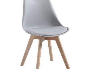 Καρέκλα Martin ΕΜ136,40W 48x56x82cm Grey