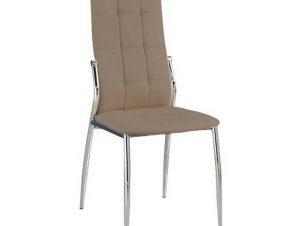 Καρέκλα Prima ΕΜ900,3 45x52x100cm Chrome-Cappuccino